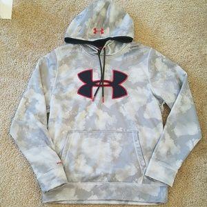 UA storm hoodie